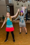 Dance4friends - Optreden Young Dance4friends 30/04/2016