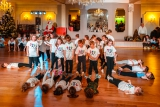 Dance4friends - Optreden Young Dance4friends 17/12/2016