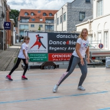 Dance4friends - La Braderie Avelgem 25/08/2018